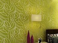 纯色加厚防水PVC墙纸诚招代理
