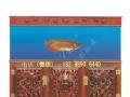 智能屏风鱼缸,大型亚克力鱼缸,办公室风水鱼缸,免换水鱼缸