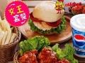 韩式炸鸡加盟费西餐披萨汉堡韩国炸鸡韩餐加盟鸡排加盟