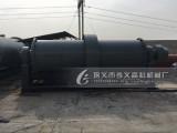 选铝灰生产线核心设备球磨机 滚筒筛 脉冲布袋除尘器