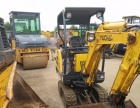 转让 挖掘机玉柴重工二手18微型农用果园小挖机
