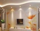来宾青花瓷艺术彩雕背景墙厂价直销