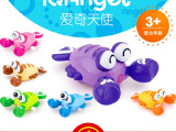 爱奇天使发条上链玩具 婴儿童宝宝小龙虾益智卡通动物玩具批发