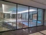 天津不銹鋼玻璃隔斷定做安裝 玻璃幕墻 陽光房定制安裝
