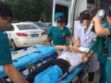 西安救护车长途转送,西安长途跨省120救护车出租-先服务后付