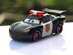 美泰汽车总动员麦昆警车赛车总动员儿童玩具