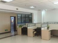 万达中心 全新装修带办公家具 稀缺江景朝南户型