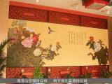广西海之蓝墙绘 广西幼儿园墙绘彩绘 广西外墙墙绘