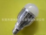 大量供应车铝LED球泡灯|散热器7W