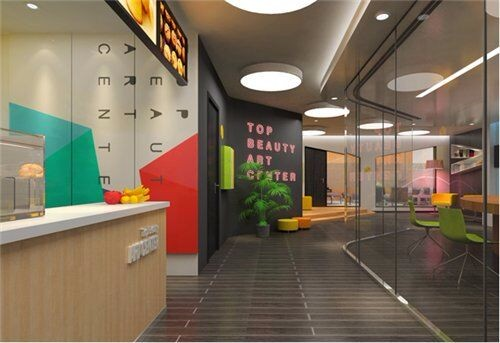 重庆商业门面装修店铺装修店面装修 专业商业场所装修设计