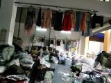 东莞长期大量回收库存服装,his服装尾货布料衣服价高同行