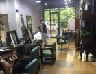 海珠广州大道南月纯利润4万多美发店转让