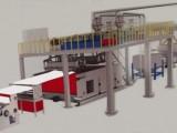 熔喷布大型机械厂家直销熔喷设备江苏