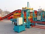 天津建丰水泥新型免烧护坡砖机