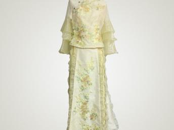 中卫旗袍定做哪家好A帝一派旗袍是手工的吗
