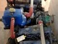 钓鱼玻璃钢船舷内外推进器玉柴柴油机器改装