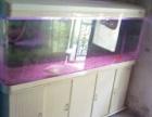 1.8米长森森鱼缸一个