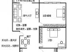 长乐村三期、精装两房、主卧出租、家具家电齐全、可煮饭