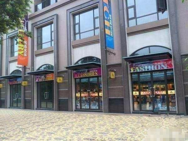 浐灞半岛小区门口间纯一层现铺急售