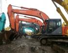 日立120 200和240 350等原装二手挖掘机低价出售