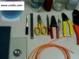 AFT101光纤连接器快速研磨工具套装