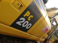 出售小松200-7挖掘机