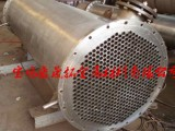 钛换热器钛冷凝器钛冷却器钛结晶器钛再佛器