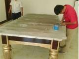 北京台球桌维修 台球桌换台呢 挪位 台球桌用品总汇
