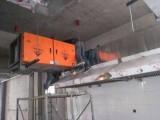 厨房排烟罩加工 通风管道加工 饭店排烟管道制作安装