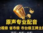 视频配音 广告录音制作 语音广告制作 企业彩铃
