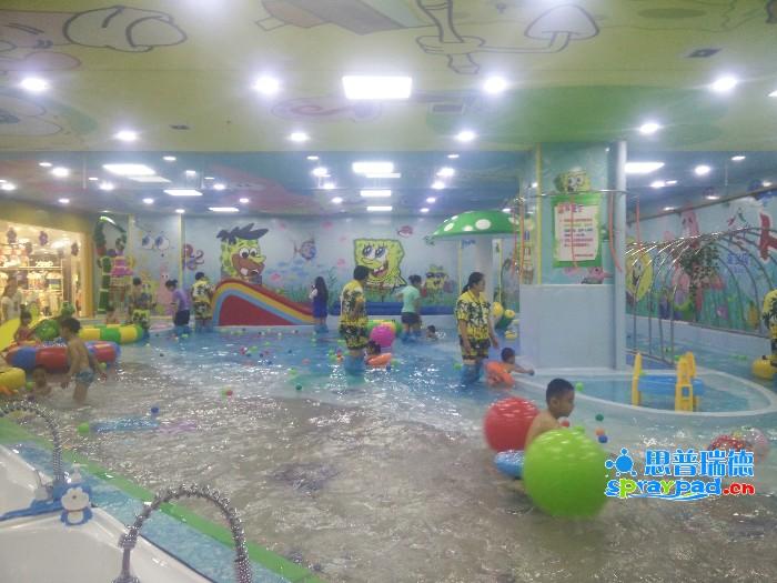 济南思普瑞德室内儿童水上乐园分享游泳池水为什么要净化