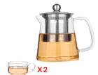 耐高温玻璃茶壶明火可烧煮水壶电陶炉熬茶煮茶器