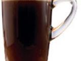 【正品】Ocean肯雅玻璃马克杯320ml 欧式咖啡杯果汁杯茶杯