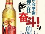 南昌餐饮店啤酒供货商 英豪啤酒代理利润