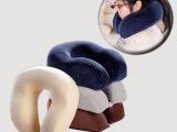 代发护颈带扣旅游枕头 U型枕头护颈枕颈椎