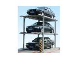 简易升降立体车库 地坑三层停车设备  立体停车 智能立体车库