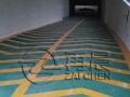 地下车库厂房车间 自流平薄涂防静电 环氧地坪漆施工