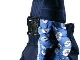 5008蓝色  襁褓式宝宝背带 抱袋 婴儿背袋 抱带 背带