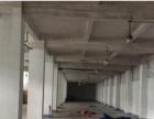 大雁工业区 标准一楼厂房600平米急租