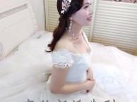 新娘跟妆 新娘早妆 婚纱礼服出租