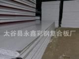 大量出售彩钢夹心板 优质岩棉净化板