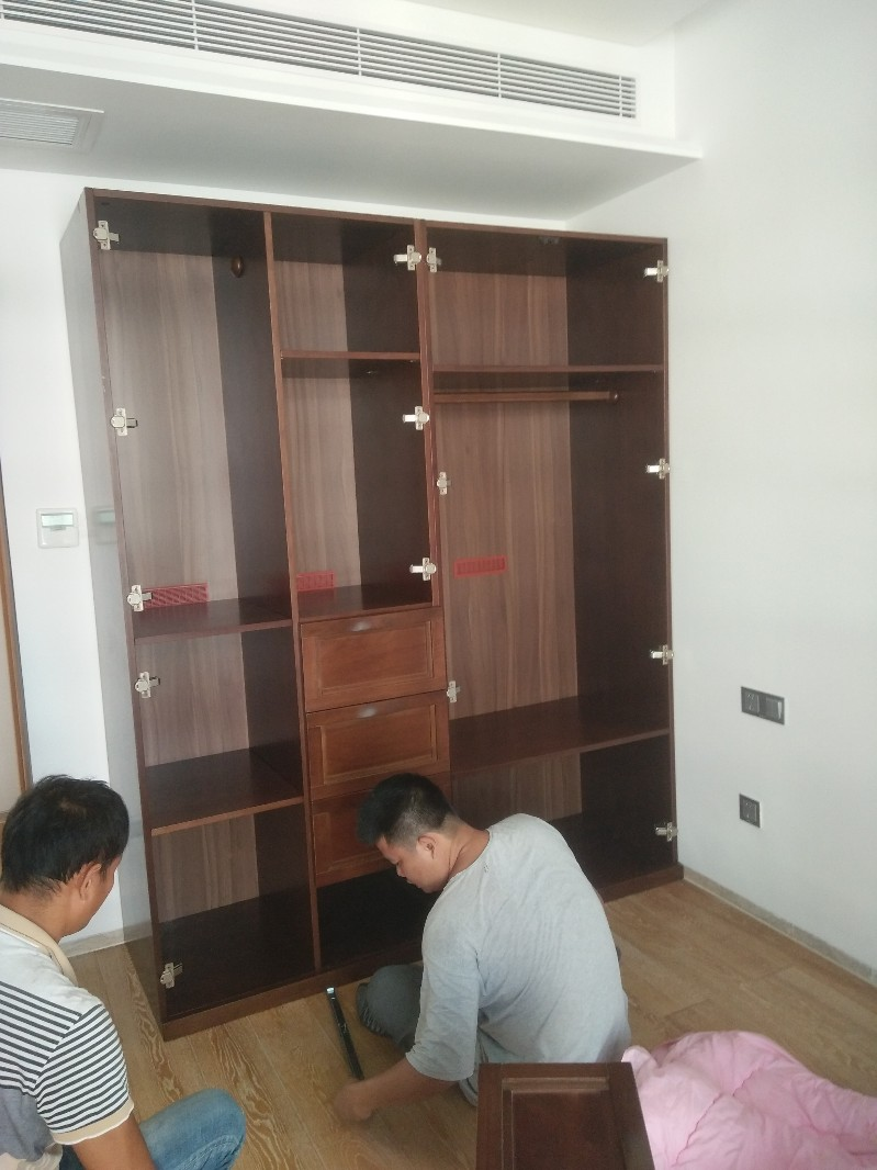 三亚富友搬家公司家具空调拆装