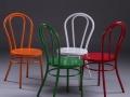 特价促销椅子餐椅快餐店椅餐馆凳子餐饮连锁店椅金属椅子厂家直销