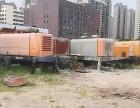 安庆拖泵地泵车载泵砂浆泵输送泵租赁出租公司