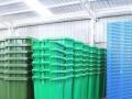供应小区塑料垃圾桶—免费丝印LOGO可定制