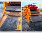 橋梁基礎施工中的廢漿處理固化泥水分離機租售