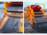 桥梁基础施工中的废浆处理固化泥水分离机租售