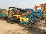 个人出售玉柴13/15/20小挖机 适用于园林绿化