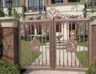 天津铝艺大门,铁艺大门,天津铝艺围栏定做安装
