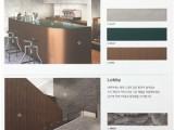北京 LG HAUSYS自粘软木皮装饰膜木纹金属纹